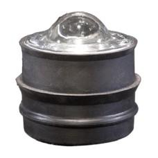 LUX 2 Szklany element odblaskowy 50 mm